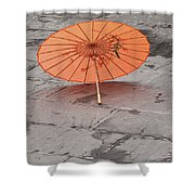 4440- Umbrella Shower Curtain