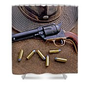 .45 Shower Curtain