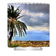 Landscape Fine Art Shower Curtain
