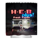 #4570_heb_0 Shower Curtain