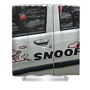 4592- Decal Shower Curtain