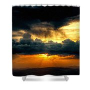 Natural Landscape Shower Curtain