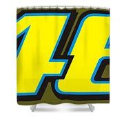 46 Ross Shower Curtain