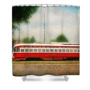4609 Shower Curtain