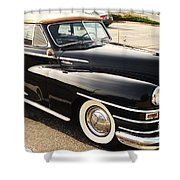 47 Packard Shower Curtain