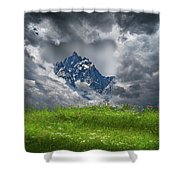 4742 Shower Curtain