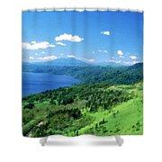 Pro Landscape Shower Curtain