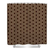 Arabesque 077 Shower Curtain