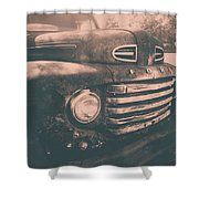 '49 Ford Pickup Shower Curtain