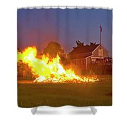 4th Of July 2010 Byc Shower Curtain