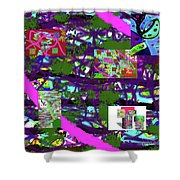 5-12-2015cabcdefghijklmnopqr Shower Curtain