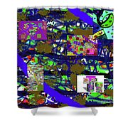5-12-2015cabcdefghijklmnopqrtuvwx Shower Curtain