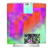 5-14-2015fabcdefghijklmnopqrtuv Shower Curtain