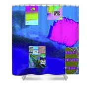 5-14-2015gabcdefgh Shower Curtain