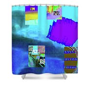 5-14-2015gabcdefghij Shower Curtain