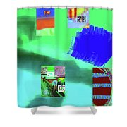 5-14-2015gabcdefghijklmn Shower Curtain