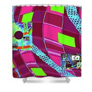 5-24-2015babcdefghijklmno Shower Curtain
