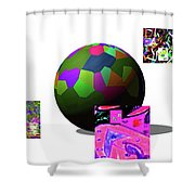 5-30-02015abcde Shower Curtain