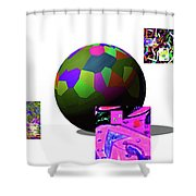 5-30-02015abcdef Shower Curtain
