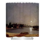 31042 Henry Pether Shower Curtain