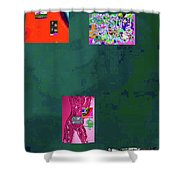 5-4-2015fa Shower Curtain