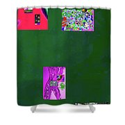 5-4-2015fabcd Shower Curtain