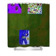 5-4-2015fabcdefghijk Shower Curtain