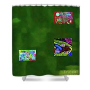 5-6-2015cabcdefghijkl Shower Curtain