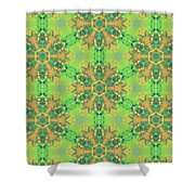 Arabesque 087 Shower Curtain