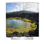 Ahihi Kinau Natural Reserve Shower Curtain