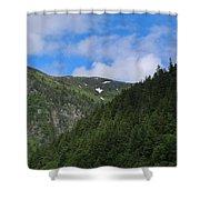 Alaska_00005 Shower Curtain