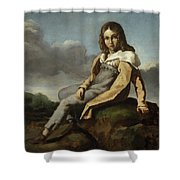 as a Child Shower Curtain