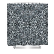 Aztec Navajo Pattern Background Shower Curtain