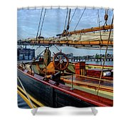 Baltimore Pride II Shower Curtain
