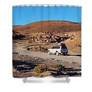 Bolivia Shower Curtain