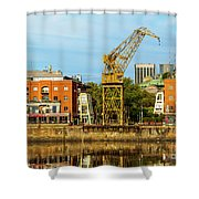 Buenos Aires, Argentina Shower Curtain