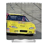 5 Can Race Shower Curtain