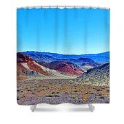 Colors Galore Shower Curtain