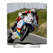 Dan Kneen Shower Curtain