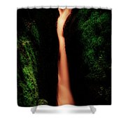 Dollar Glen In Clackmannanshire Shower Curtain