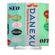 Free Business Listing Bangalore Shower Curtain