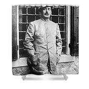 Giacomo Puccini, Italian Composer Shower Curtain