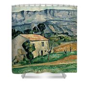House In Provence Shower Curtain