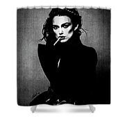 #5 Keira Kightley Series Shower Curtain