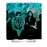 Kings Of Leon Shower Curtain