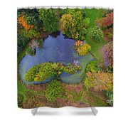 Kingwood Center Gardens Shower Curtain