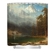 Mount Corcoran Shower Curtain