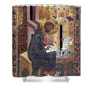 Saint Mark Shower Curtain by Granger