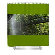 Serenity Falls Shower Curtain