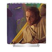 Star Wars 3 Art Shower Curtain